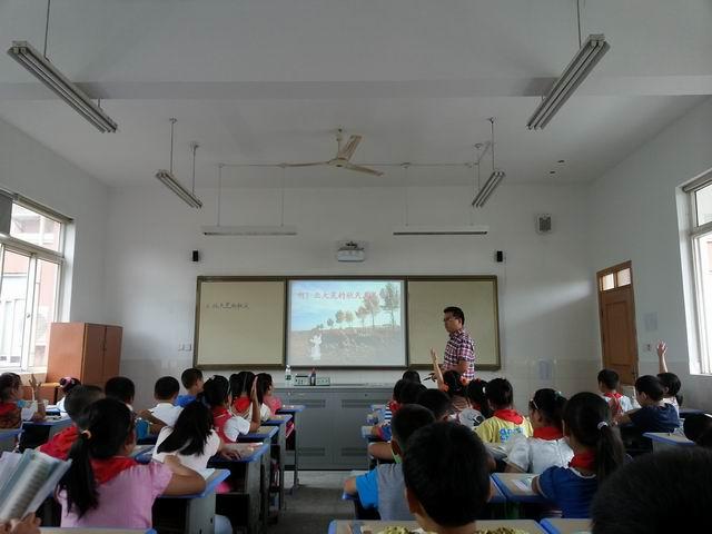 昆山市蓬朗中心小学